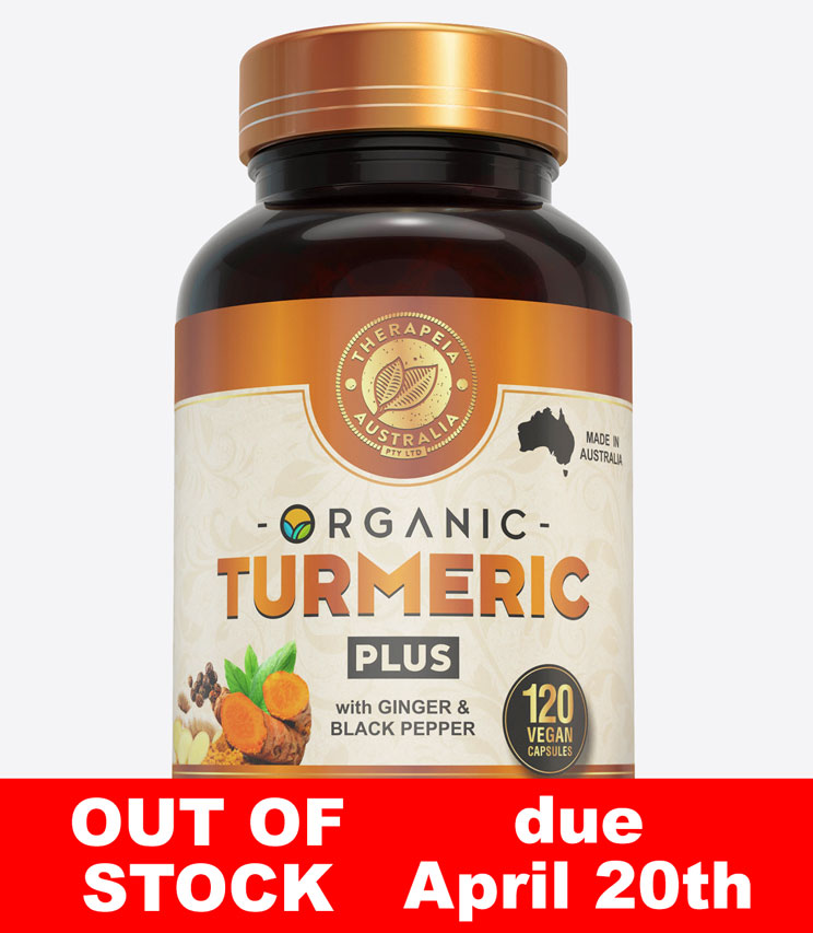 Turmeric Plus out of stock