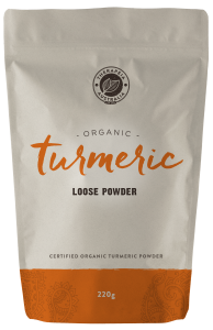 Organic Turmeric Loose Powder