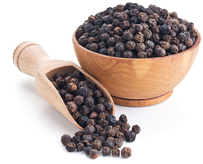 Black Pepper, king of digestive aids