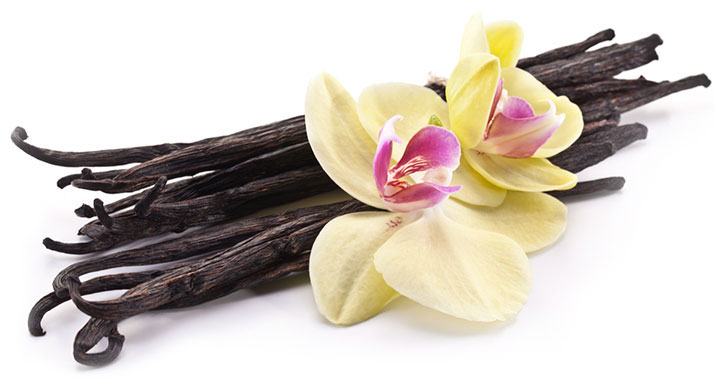 vanilla brings an incredible flavour to the latte mix