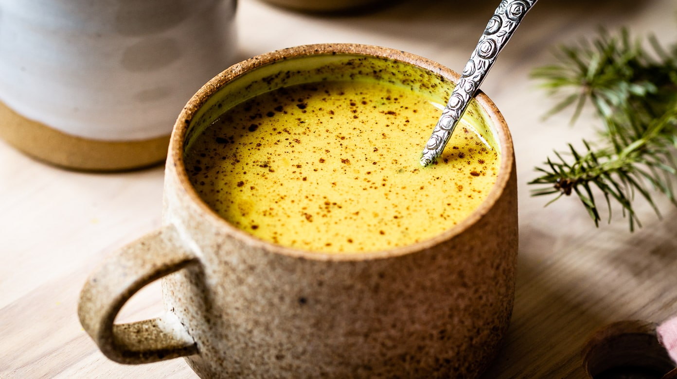 Golden Milk - Turmeric Latte