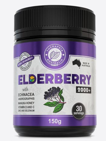Elderberry 2000+ Immune support